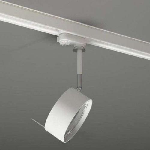 Reflektorowa LAMPA sufitowa FUSSA 6601/G53/BI Shilo metalowa OPRAWA do systemu szynowego 3-fazowego biały