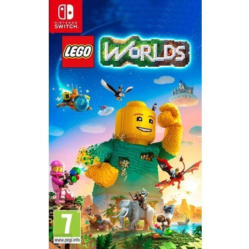 OKAZJA - Cenega Gra nintendo switch lego worlds (5051892210331)