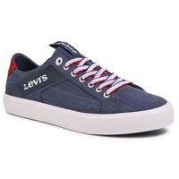 Tenisówki LEVI'S - Woodward L 230667-752-17 Navy Blue