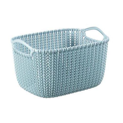 Curver Koszyk knit s 8 l 30 x 17 x 22 cm