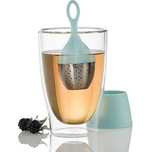 Zaparzaczka do herbaty błękitna Floatea (4037571388615)
