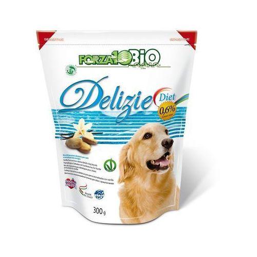 Forza10 delizie bio diet dla psa termin ważności: sierpień 2018: waga - 300 g dostawa 24h gratis od 99zł