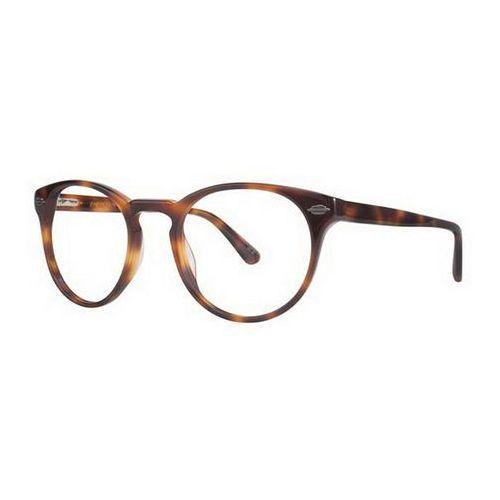 Zac posen Okulary korekcyjne kincaid tortoise