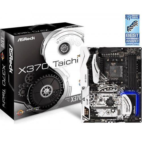 Płyta główna ASRock X370 Taichi, X370, DDR4, SATA3, USB3.1, ATX Darmowy odbiór w 20 miastach!