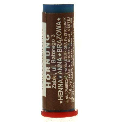 henna farbka do brwi odcień 4.0 brown 2 ml marki Delia cosmetics
