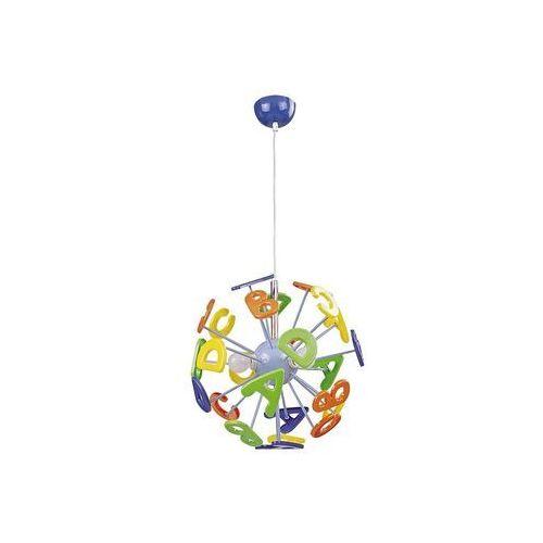 Rabalux 4716 - lampa dziecięca abc 3xe14/40w/230v