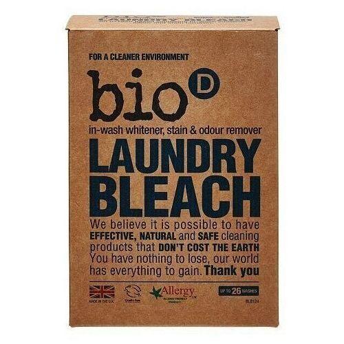 Laundry Bleach Ekologiczny Odplamiacz, Wybielacz, Eliminator Zapachów, BIO-D (5034938100346)