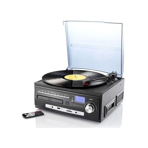 Auvisio Wieża stereo z gramofonem mhx-550.lp (4022107988032)