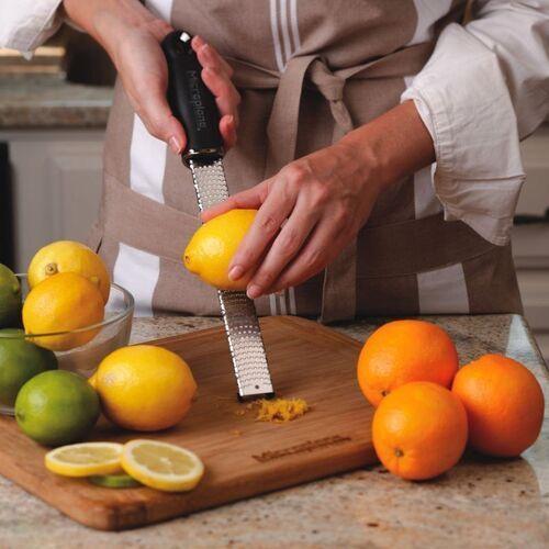 Microplane Tarka premium zester pomarańczowa odbierz rabat 5% na pierwsze zakupy