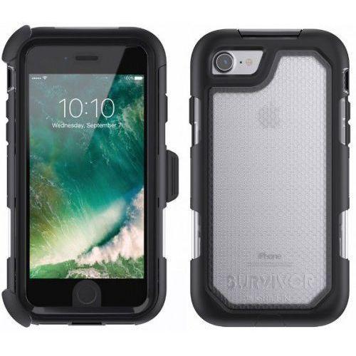 Etui Pancerne Griffin Summit iPhone 7 - transparentny - produkt z kategorii- Futerały i pokrowce do telefonów