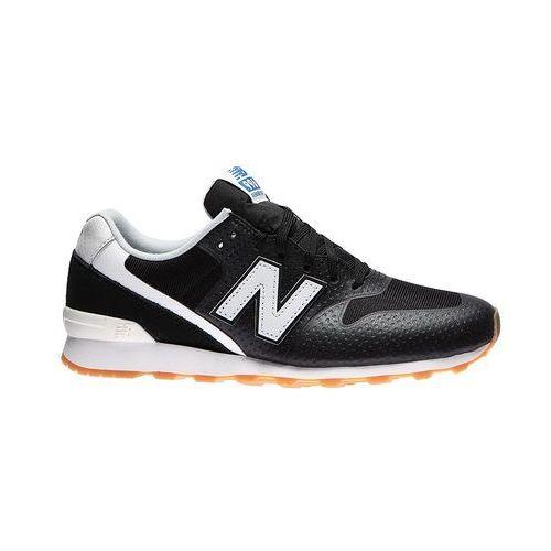 Buty New Balance WR996 - Czarny - produkt z kategorii- Pozostałe obuwie damskie