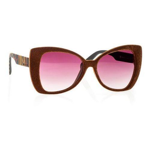 Okulary słoneczne ii 0904v i-velvet 044/zeb marki Italia independent
