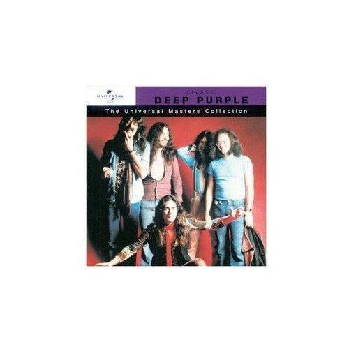 UNIVERSAL MASTERS COLLECTION - Deep Purple (Płyta CD)