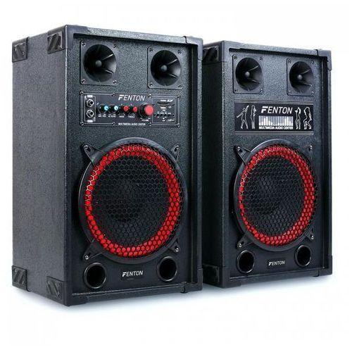 Fenton Spb-10 aktywny i pasywny głośnik 600w 25cm woofer. Tanie oferty ze sklepów i opinie.