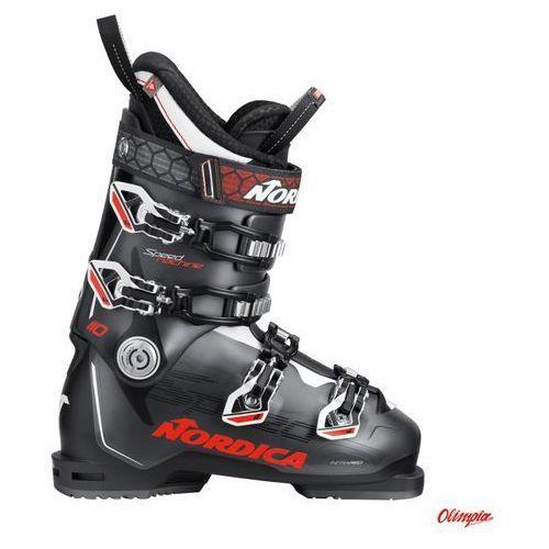 Buty narciarskie speedmachine 110 anthracite/black/red 2018/2019 marki Nordica