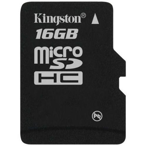 Karta KINGSTON MICRO SDC4/16GB + Zamów z DOSTAWĄ JUTRO!