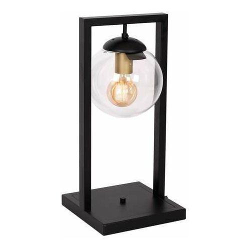 rey 849 lampa stołowa lampka 1x60w e27 czarny marki Luminex