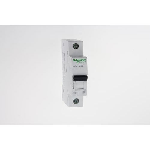 Wyłącznik nadprądowy 1P B 10A 6kA AC K60N A9K01110 Schneider Electric