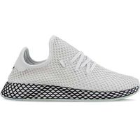 Adidas DEERUPT RUNNER GREY ONE GREY ONE CLEAR MINT - Buty Męskie Sneakersy (4059811472496)