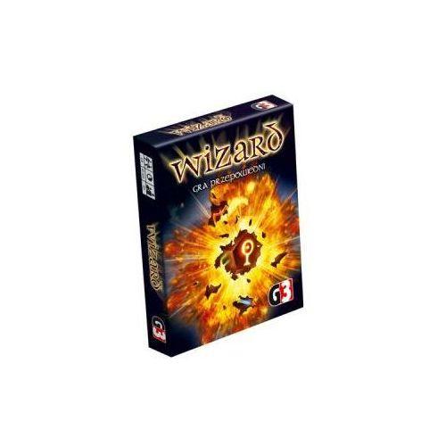 G3 Wizard. gra karciana