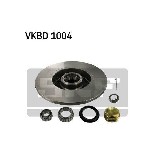 SKF VKBD 1004 TARCZA HAM SEAT CORDOBA/IBIZA/TOLEDO/VW CORRADO/GOLF/JETTA/PASSAT/SA, SKF VKBD 1004