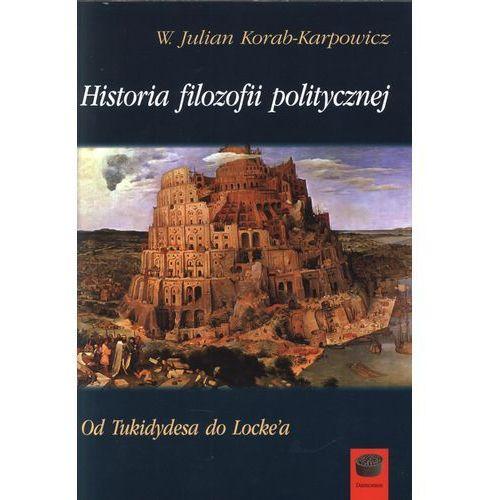 Historia filozofii politycznej - Korab-Karpowicz W. Julian, Marek Derewiecki Wydawnictwo