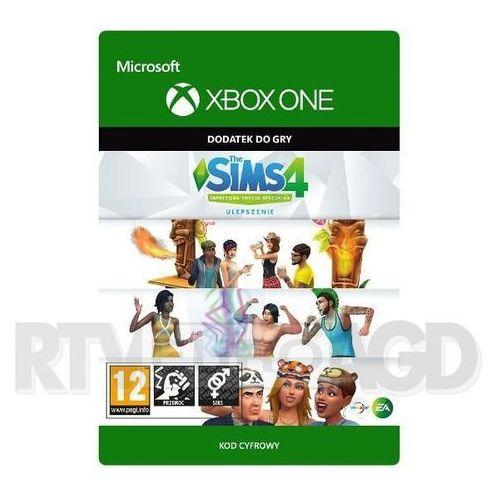 Microsoft The sims 4 - aktualizacja imprezowa edycja specjalna dlc [kod aktywacyjny] xbox one (8806188731499)