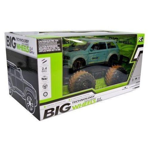 Big wheels samochód terenowy zdalnie sterowany 1:14, towar z kategorii: Jeżdżące