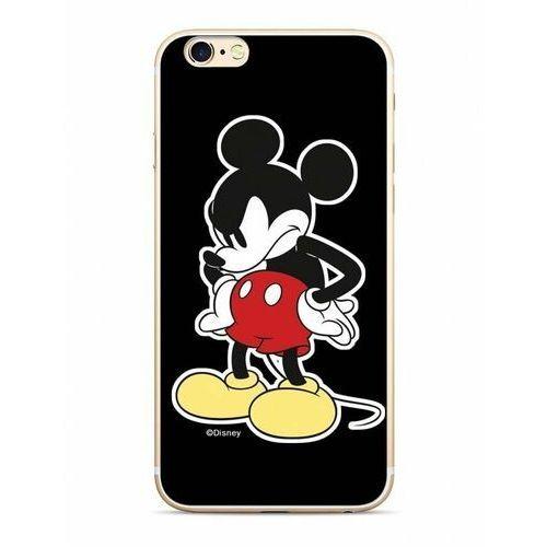Oryginalne etui z nadrukiem mickey 011 do huawei mate 20 pro czarny (dpcmic7920) marki Disney