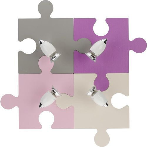 Nowodvorski 6384 - reflektor dziecięcy puzzle 4xgu10/35w/230v (5903139638494). Najniższe ceny, najlepsze promocje w sklepach, opinie.