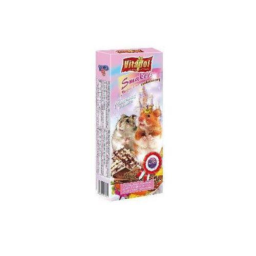 kolby dla chomika z czekoladą magic line 2 sztuki marki Vitapol