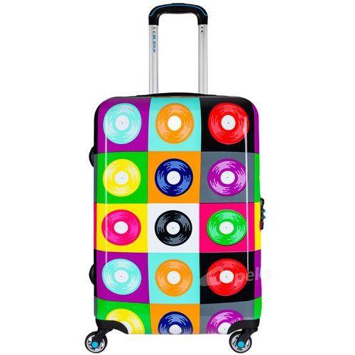 BG Berlin URBE średnia walizka na 4 kółkach / 67 cm / Glam LPS - wielokolorowy