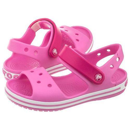 Crocs Sandałki crocband sandal kids pink 12856 (cr39-b)