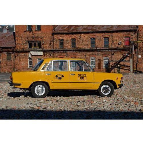 Wycieczka po Warszawie zabytkowym Fiatem 125p - Cwaniak Warszawiak - 4 godziny z kategorii Upominki