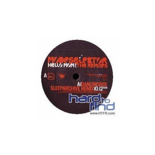 Bpitch control Hello mom! (the remixes) - modeselektor (płyta winylowa) (0661956712166)