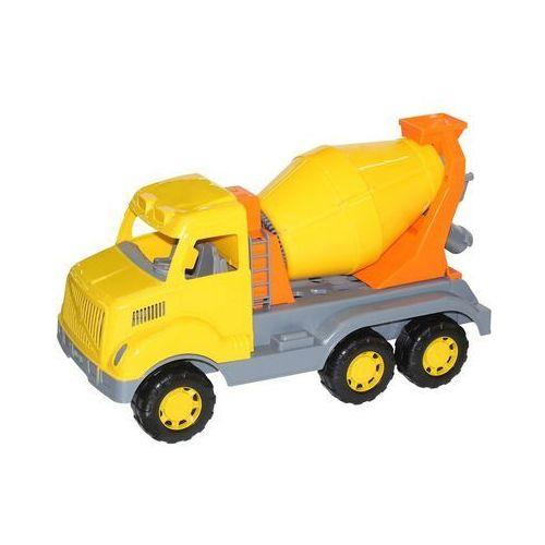 Wader quality toys Wader qt osiłek samochód betoniarka (4810344037350)
