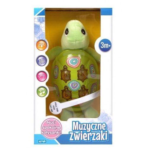 Zabawka Muzycznka - Żołwik (5901811118104)