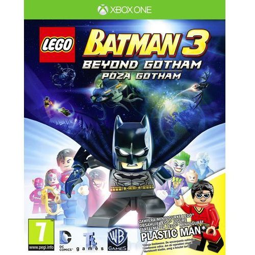 LEGO Batman 3 Poza Gotham (Xbox One)