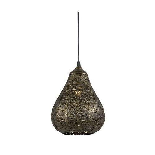 Orientalna lampa wisząca złota - Billa
