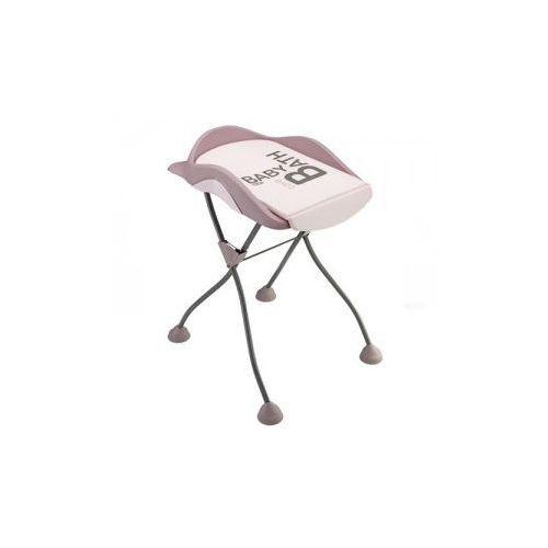Beaba Przewijak + stojak, różowy,