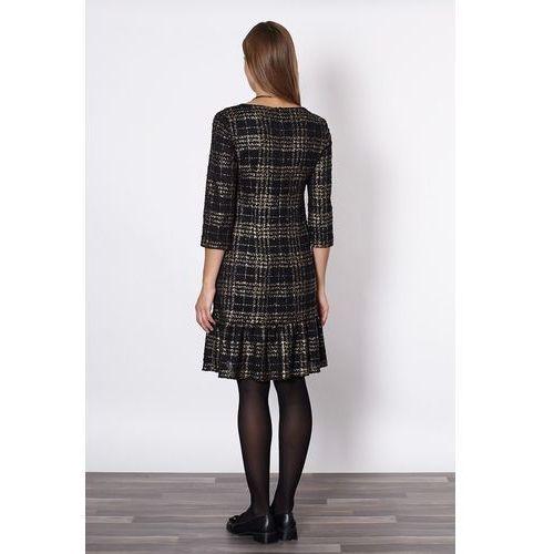 Sukienka Model Malmo 20496 Black, Click Fashion