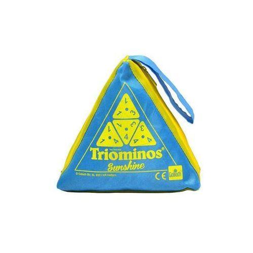Triominos sunshine - niebieski - games marki Goliath