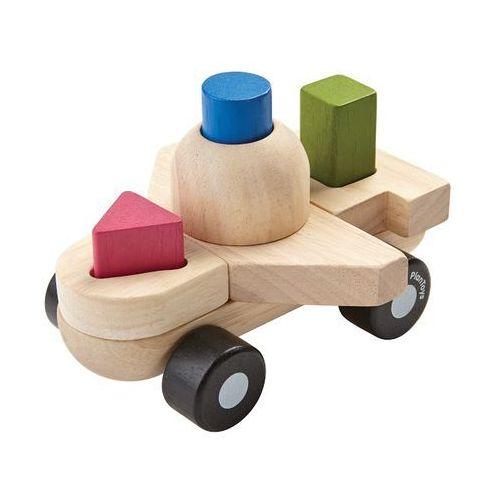Sorter w kształcie samolotu - Plan Toys