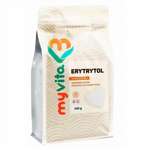 Proness myvita proness anita karwacka-rózga ul. nowodworska 17, 59-220 Erytrytol erytrol 500g myvita (5906395684809)
