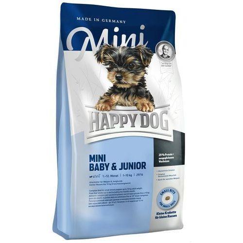 HAPPY DOG Supreme Young Mini Baby & Junior 1kg