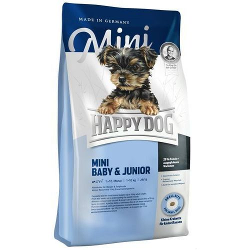 HAPPY DOG Supreme Young Mini Baby & Junior 300g