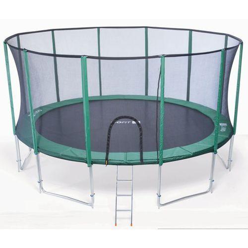 2.0 457 cm - trampolina ogrodowa z siatką zabezpieczającą marki Gofit