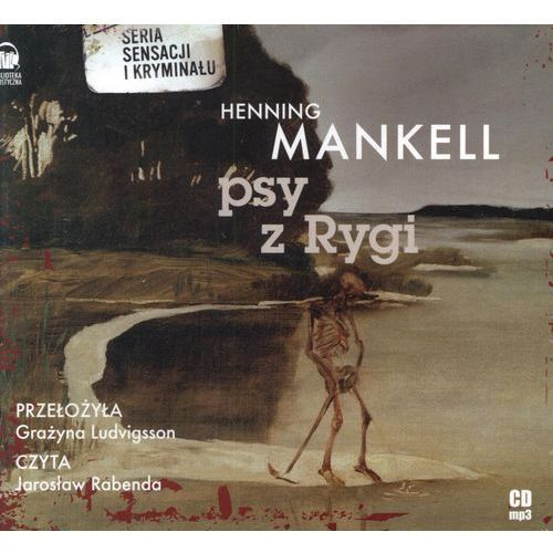 Psy Z Rygi. Książka Audio Cd Mp3 (2010)