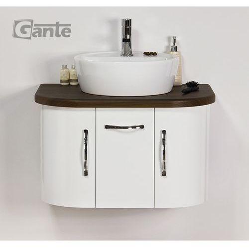 Szafka z umywalką 70 seria olimpia marki Gante