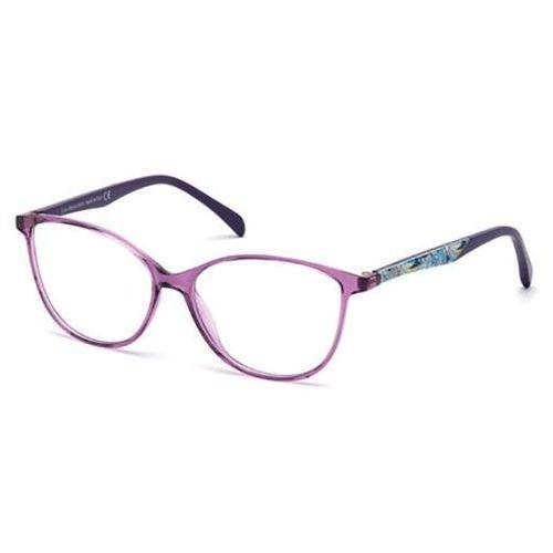 Emilio pucci Okulary korekcyjne ep5008 081